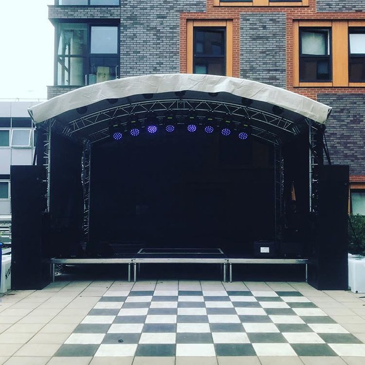 Outdoor Stage Package 2