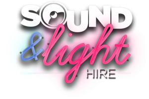 Sound & Light Hire Surrey Logo