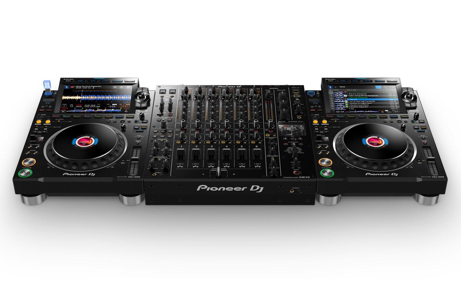 DJ Equipment Hire | Sound & Light Hire Surrey