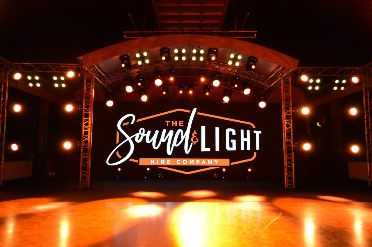 Stage & LED Screen Sound & Light Hire Surrey