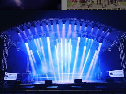 Stage Hire Surrey & Berkshire | Sound & Light Hire Surrey